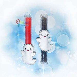 Ghost Ice Pop Holder