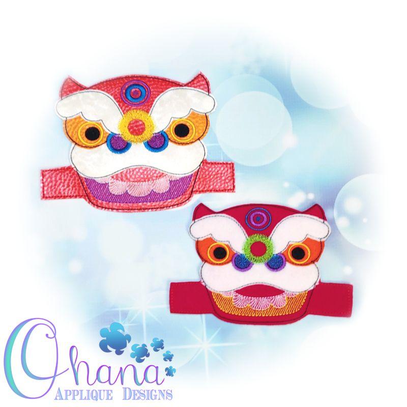 Lucky Dragon Mask Band