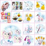 Easter Bundle Embroidery Design