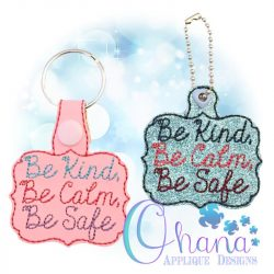 Be Kind Key Chain