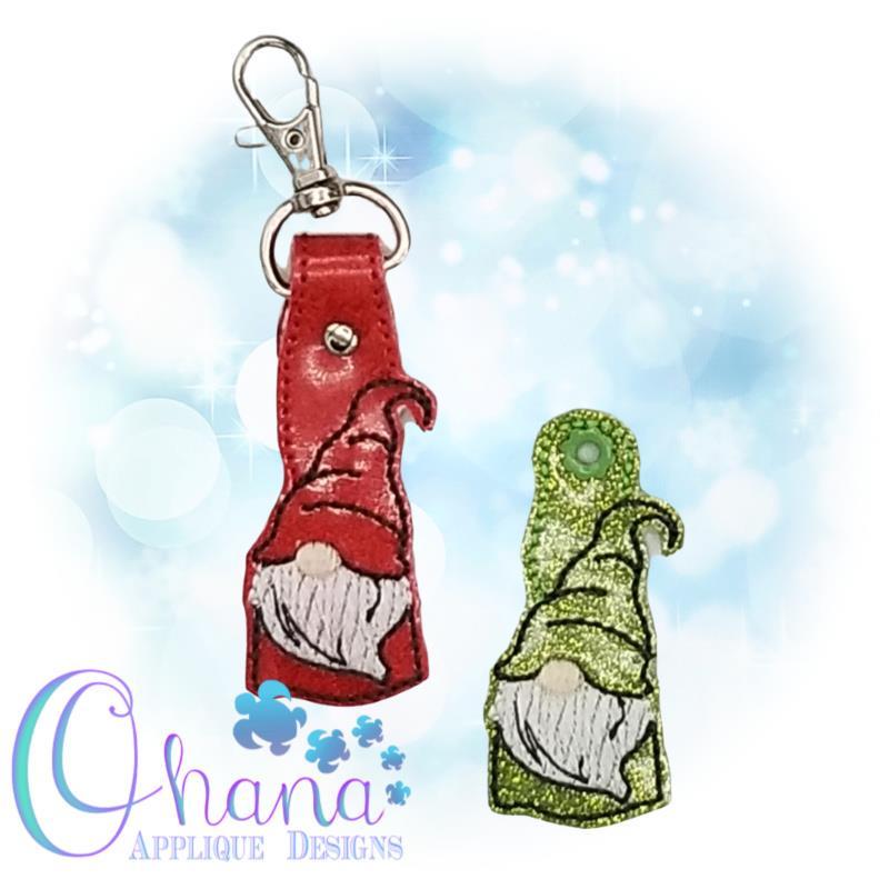 Boy Gnome Key Chain