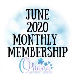 OAD June Monthly Membership