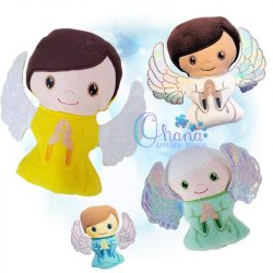 Boy Angel Stuffie