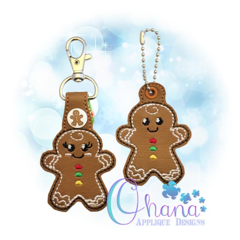 OAD Gingerbread KC 80072