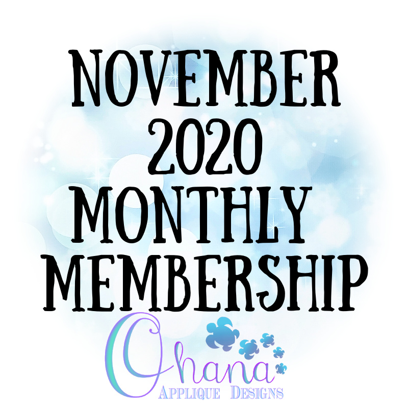 OAD Monthly Membership