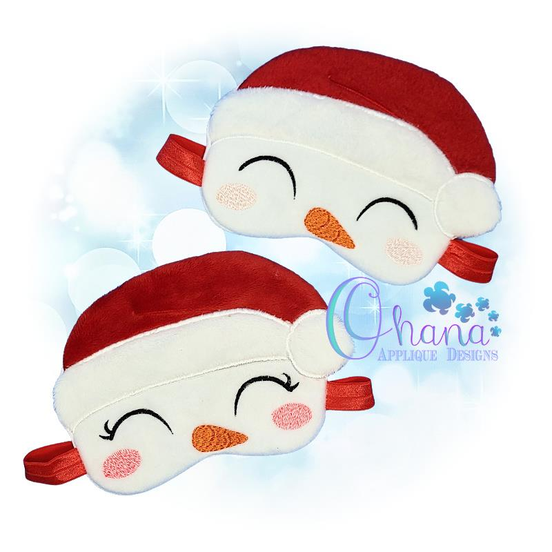 OAD Santa Snowman SM MH 80072