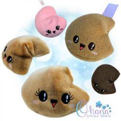 Fortune Cookie Stuffie