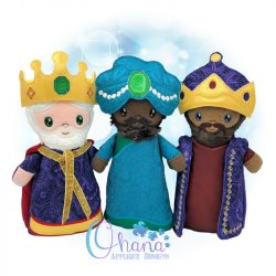 Three Wise Men Bundle Stuffie