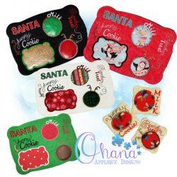 Cookies for Santa Mug Rug