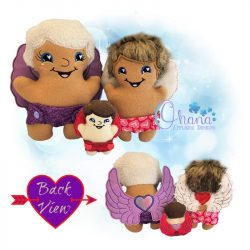 Cupid Stuffie