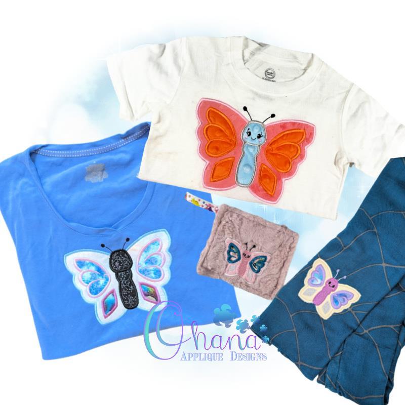 OAD Butterfly Applique SL 800 (2)72