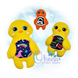 Candy Chick Stuffie