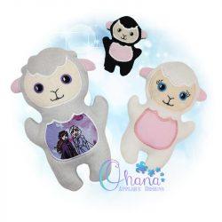 Annie Lamb Stuffie