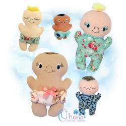 Baby Doll Stuffie