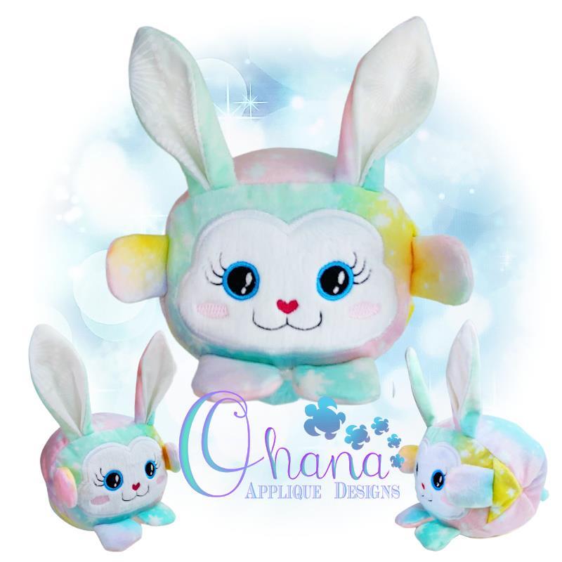 OAD Ball Bunny Stuffie KA 800 72