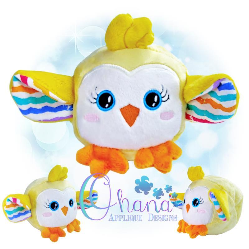 OAD Ball Chick Stuffie KA 800 72