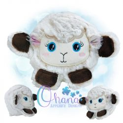 Ball Lamb Stuffie