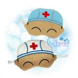 Male Nurse Sleep Mask