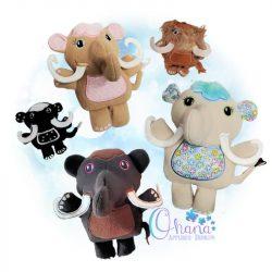 Mammoth Stuffie