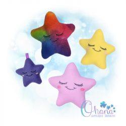 Sleeping Star Stuffie