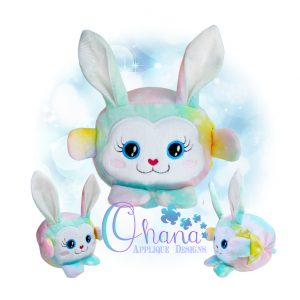 OAD Ball Bunny Stuffie KA 800
