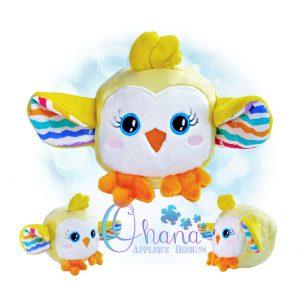OAD Ball Chick Stuffie KA 800