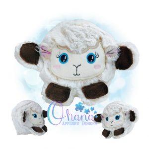 OAD Ball Lamb Stuffie KA 800