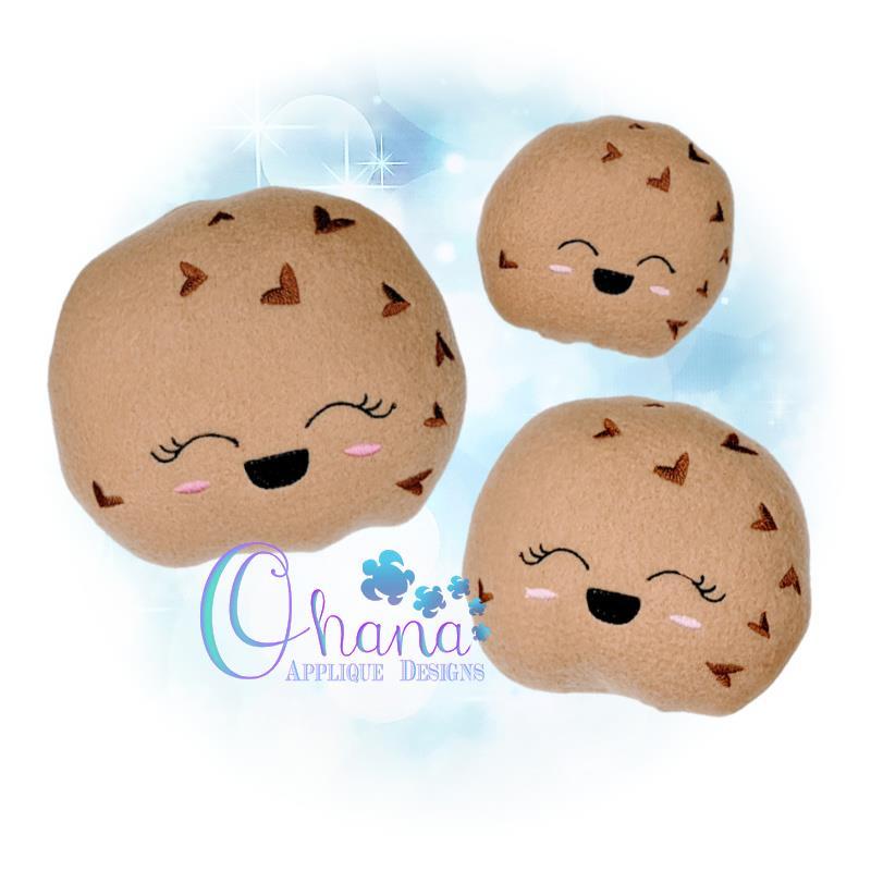 OAD Cookie Stuffie Multi RD 80072