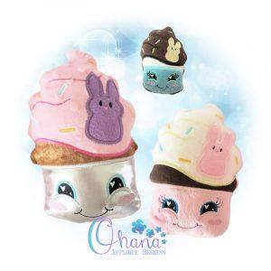 OAD Easter Cupcake Stuffie Multi DL 800(1)