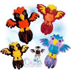 OAD Phoenix Stuffie MM 800 copy