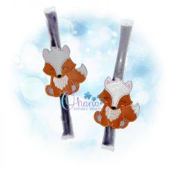 Fox Ice Pop Holder