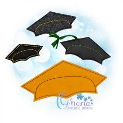 Graduation Hat for Stuffies