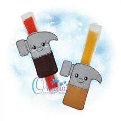 Hammer Ice Pop Holder