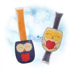 Owl Ice Pop Holder