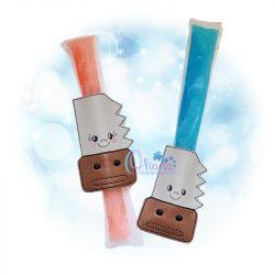 Saw Ice Pop Holder