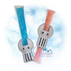 Wrench Ice Pop Holder
