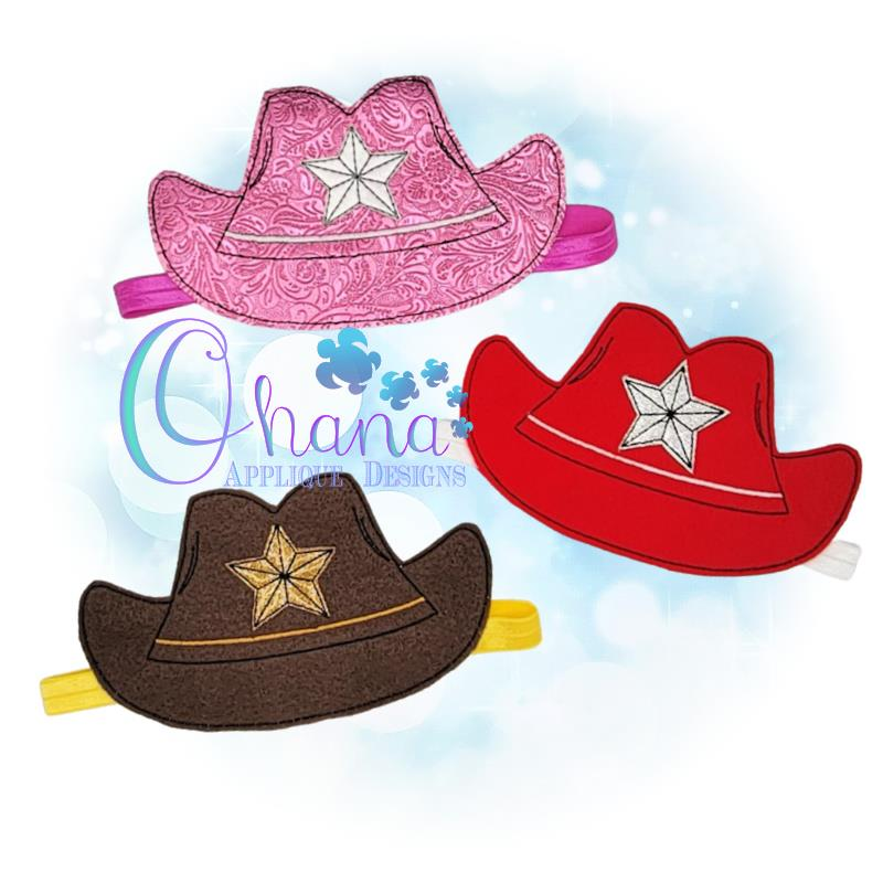 OAD Cowboy Hat MB AK 80072