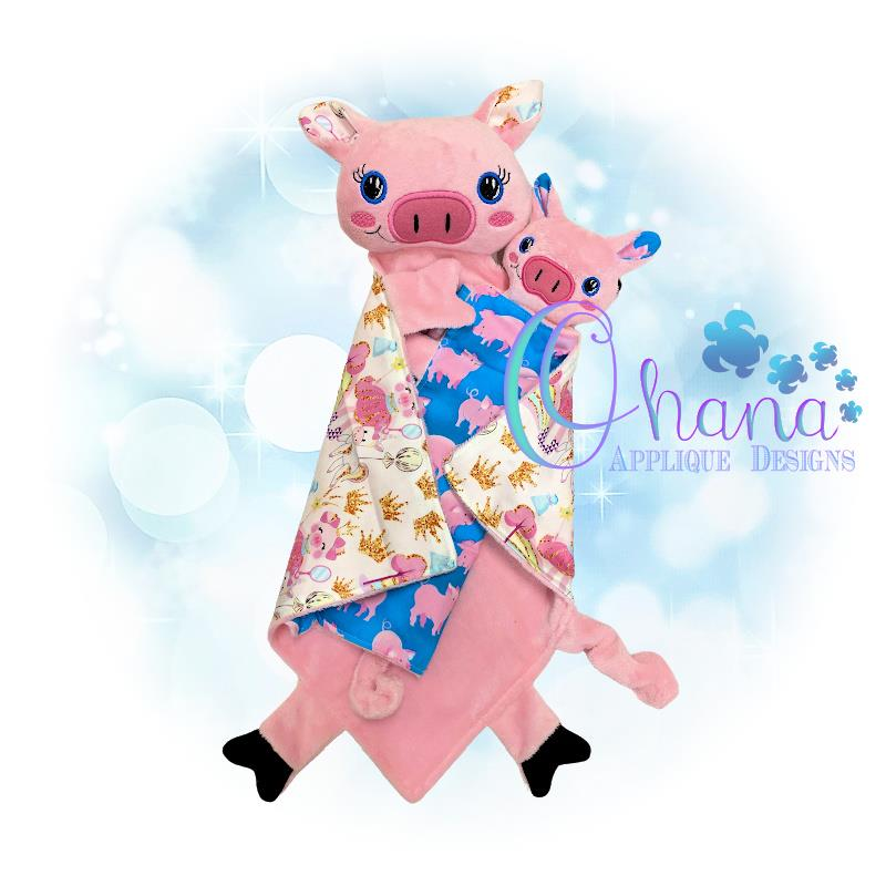 OAD Pig Lovie Multi LA 80072
