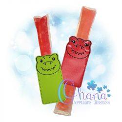 Trex Ice Pop Holder