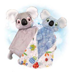 Koala Lovey Embroidery Design