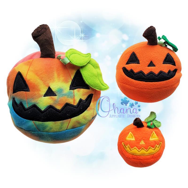 OAD Ball Pumpkin CP 80072