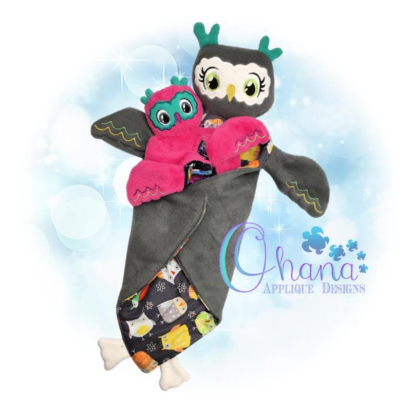 OAD Owl Lovey ASH 800(2)72