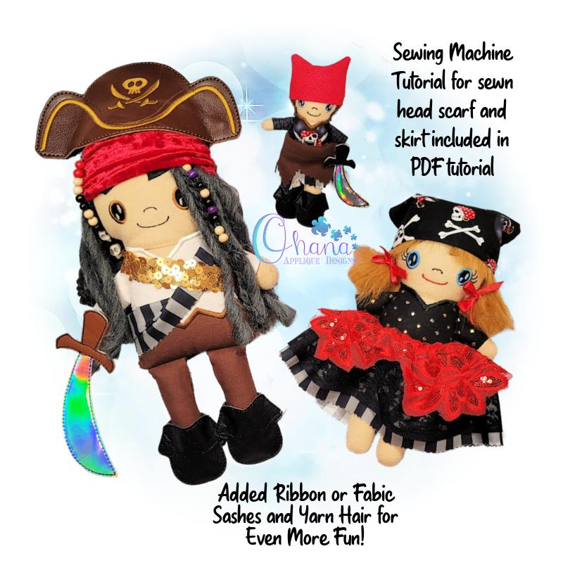 OAD Pirate Stuffie MB 800 extras72