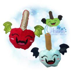 Vampire Candy Apple Stuffie