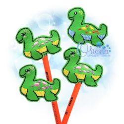 Loch Ness Monster Pencil
